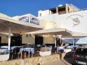 Bars and Restaurants in El Cotillo