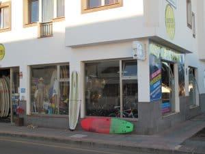 Riders surf shop