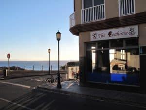 Sea Horse bar view