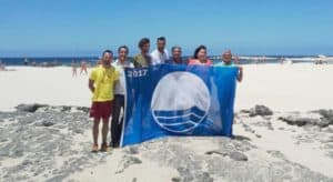 Another El Cotillo beach awarded blue flag