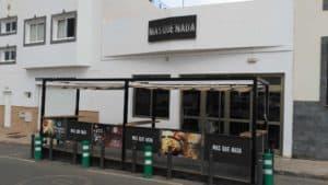 Bars in El Cotillo