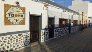 Tasho Gastro Bar in El Cotillo