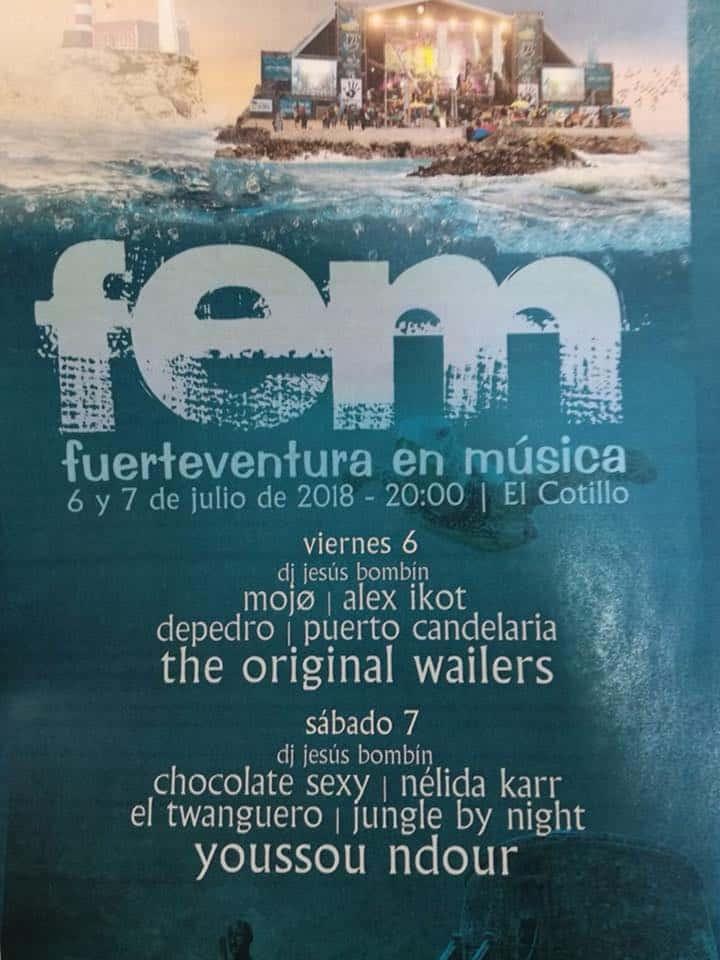 Music Festival Cancelled Fuerteventura en Música Cancelled