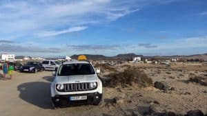 Camper Vans in El Cotillo