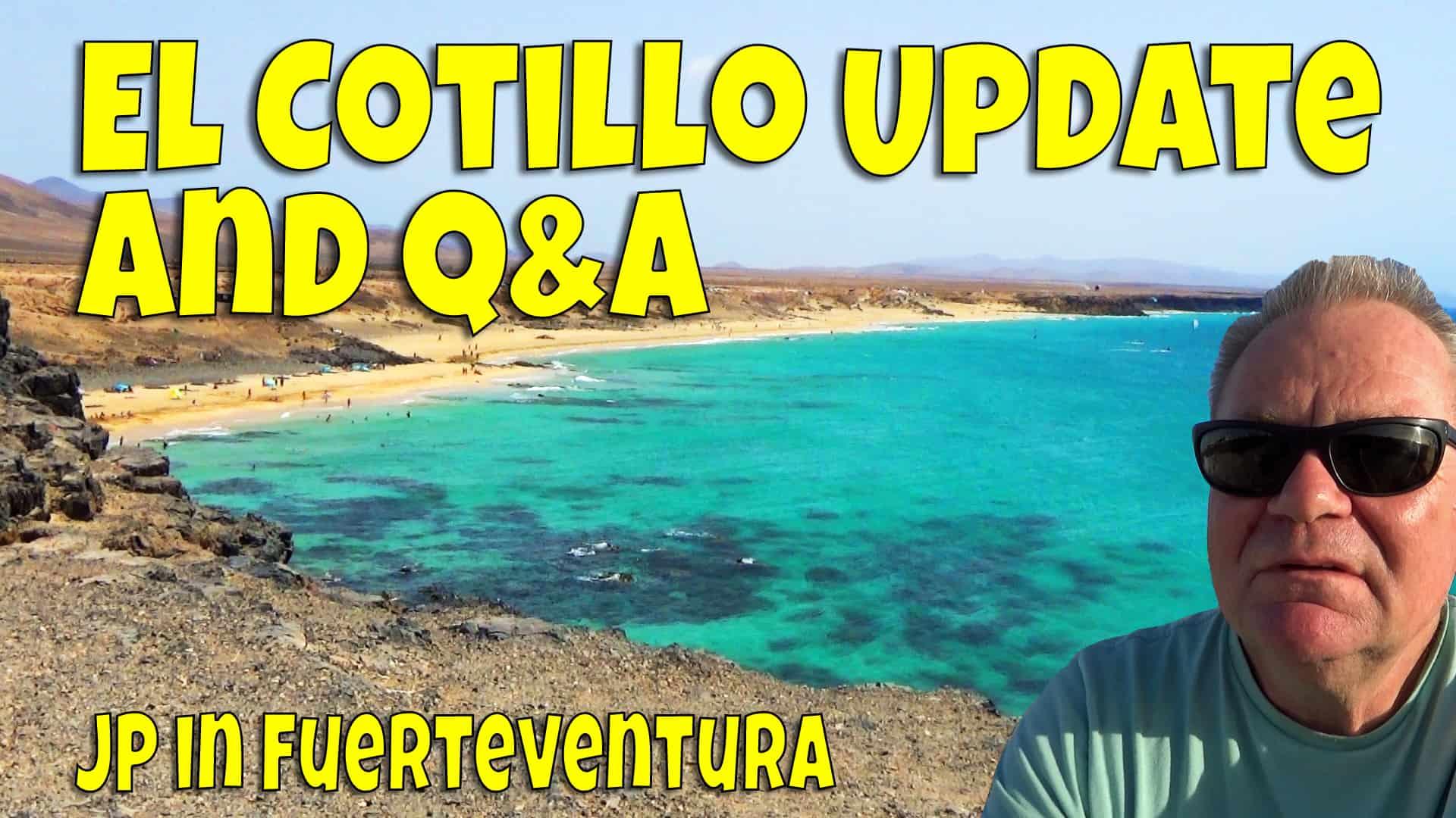 El Cotillo Q&A