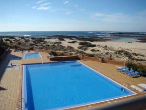 self catering holiday apartment el cotillo fuerteventura