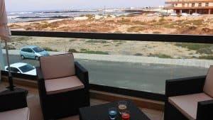 El Cotillo apartment with sea view