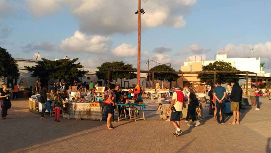 El Cotillo Friday Craft Market