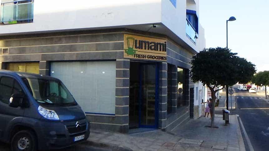Umami Fruit and Vegetables