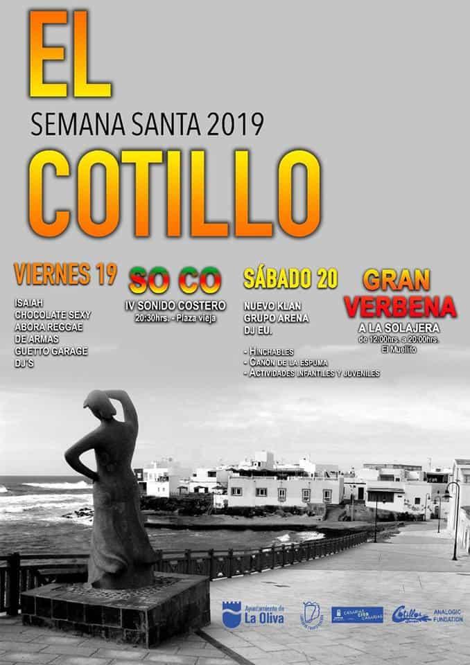 Easter 2019 in El Cotillo