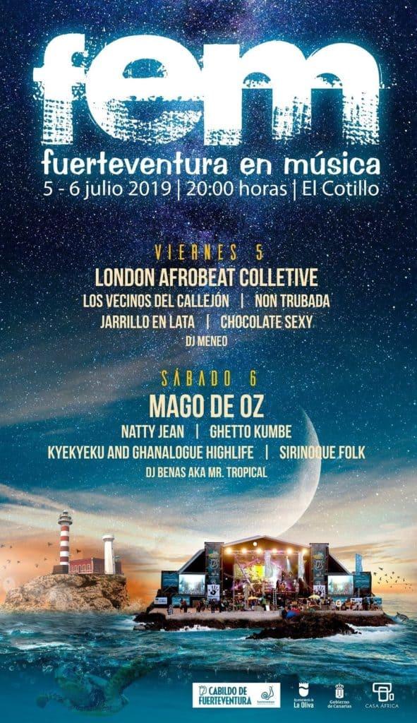 El Cotillo Music Festival 2019