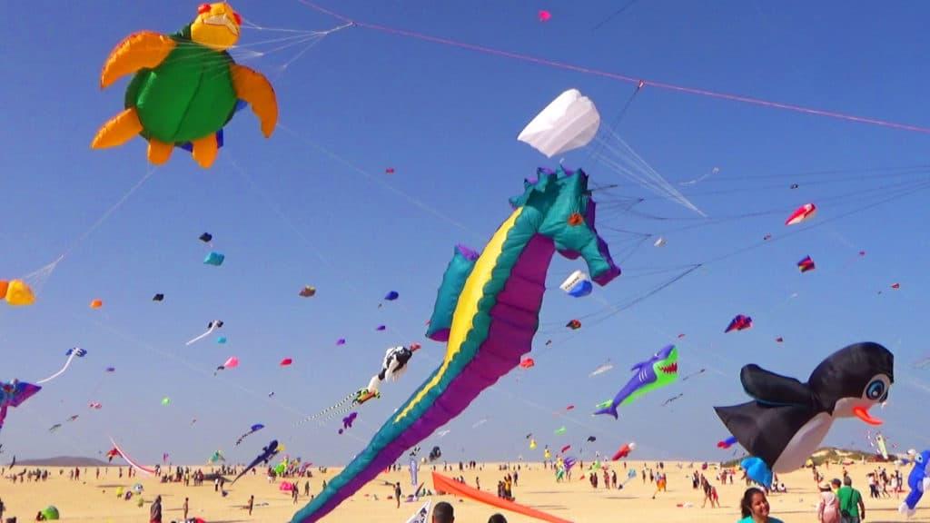 El Cotillo Festival Of Kites