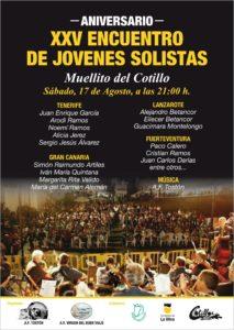Fiesta music night on 17th August