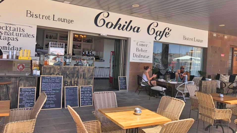 The Cohiba Café