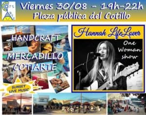 Music at the Craft Market – 30th August